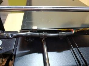 Anycubic I3 Mega - Supporti piatto stampa