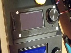 Caja pantalla FYSETC 12864 mini RGB V2.1