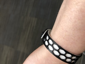Flexible wristband
