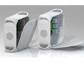 Mac Raspberry PI4B case