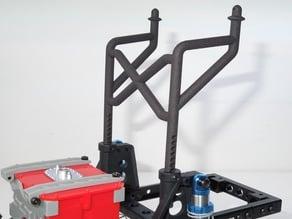 Bronco(TRX4) Body Rear Body Post for Trail King/SCX10 II