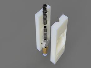 Duet Laser Filament Sensor Eclosure