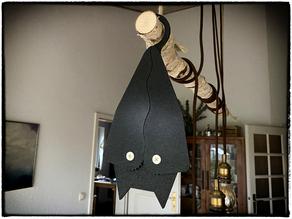 Bat Coat Hanger