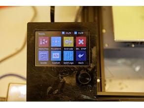 SOVOL SV01 Display-Holder Left-Side