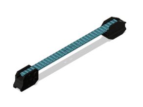 Modular Rail Riser - 40 mm Height