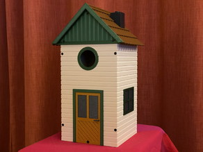 Birdhouse 2.0 (with camera and microphone)