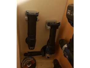Scheppach cordless tool holder