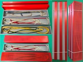 Archery String Box w. Lid