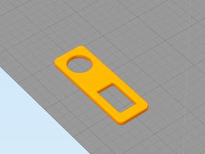 Seatbelt key alarm stopper (Minimal design)