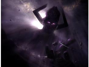 Galactus The Devouter of Worlds Helment