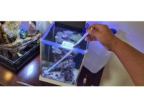 Infinity cleaner - Aquarium cleaner - Scheibenreiniger
