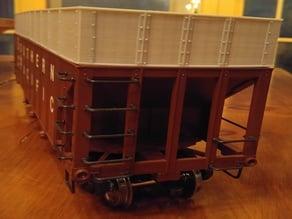 Bachmann Hopper Woodchip Extension