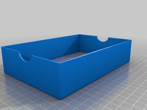 Tiny Epic Zombie Map Tray Storage Box