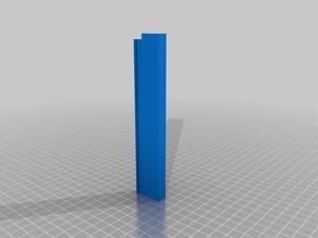 Ender 3 v2 LED Bar for 12mm LED Strip w/ Diffuser