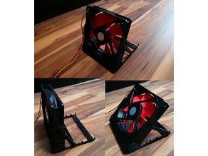 Adjustable Fan Holders for 80 / 120 mm Fans