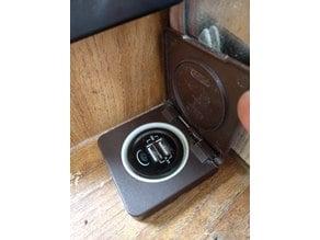 HYMER 544 1988 - Wall socket to USB - Adaptador para las tomas de corriente de la HYMER 544 1988 para ponerle unos puertos USB