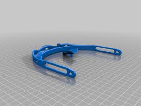 MASCARA PROTECTORA CORONAVIRUS COVID-19 - 3D MODEL FOR PRINT