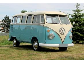 VW Combi T1 Split Samba Bus 1959