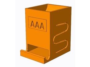 AAA Battery Dispenser