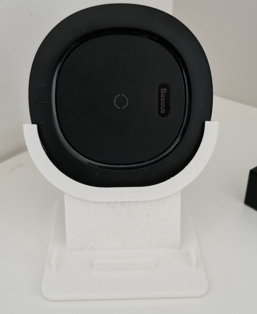 Baseus Wireless Charger Support