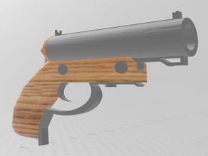Ocean Nomade home made gun