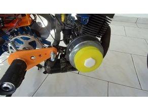 MBK 51 Poulie lanceur / Starter pulley