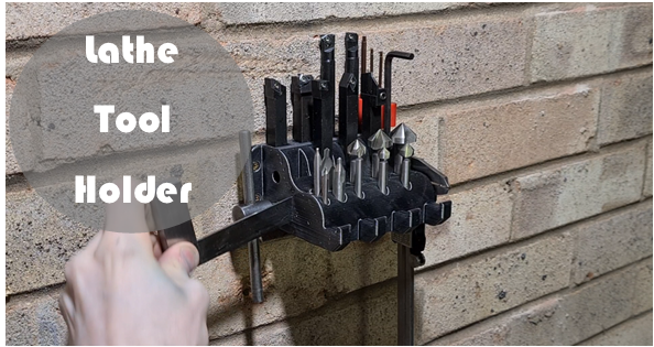 Lathe Tool Holder- 10mm tools
