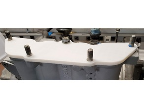 RX7 (FD3S) Lower Intake Manifold Cover