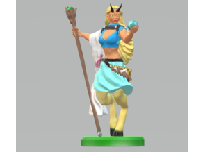 Satyr Sorceress