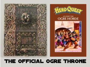HeroQuest Ogre Throne