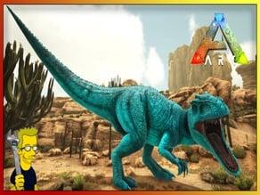 Giganotosauras ARK: Survival Evolved