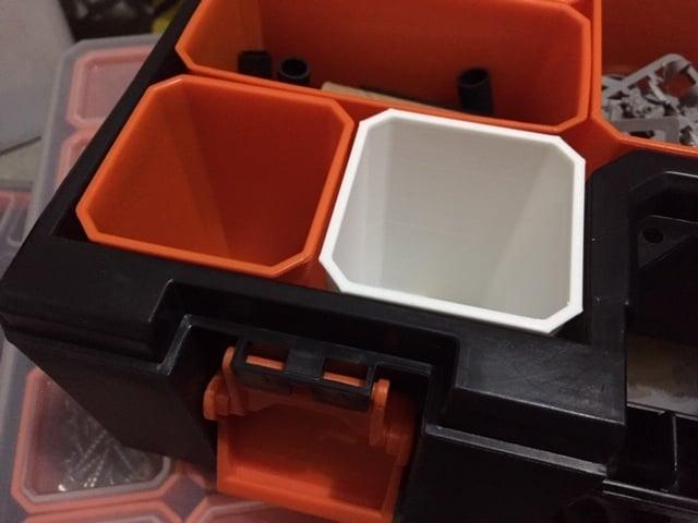 Tactix 405mm Organiser Tubs (Deep)