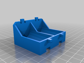Marker / Token tray for 25mm disk