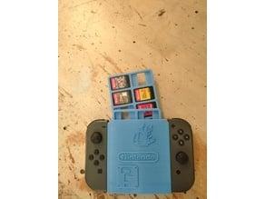 nintendo switch game holder