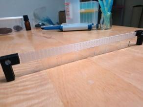 100 μL gel comb (for gel electrophoresis)