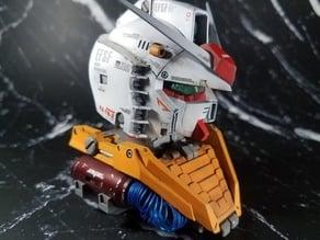 RX-78-2 Gundam Bust Garage Kit