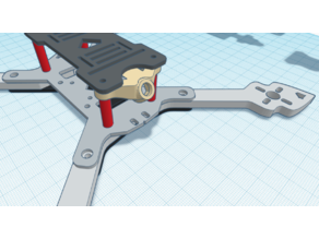 TitanQuads - Diamond antenna holder