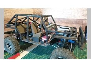 Redcat Gen 8 Jeep Wrangler Cage (SCX10, TRX4 compatible)