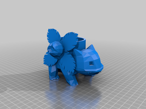 Ivysaur_Planter
