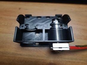 E3d v6 Dual Hotend mount
