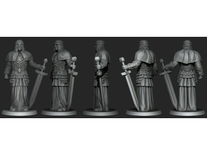 32mm Soldier Mini