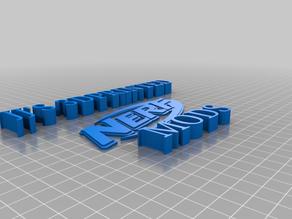 JJ'S 3D PRINTED NERF MODS
