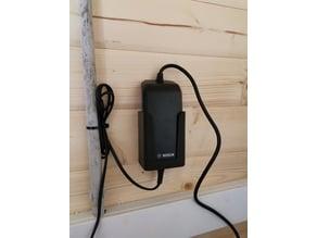 Bosch E-Bike charger wall mount
