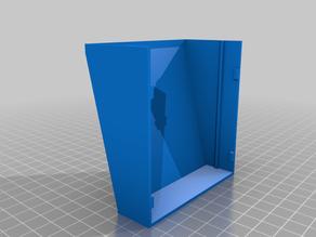 Desk Cabinet 80mm Fan