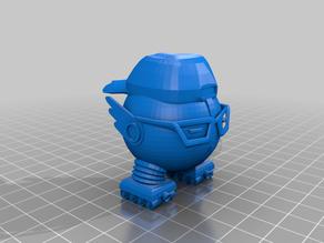 Live A Live - Cube Roller Robot - Super Nintendo