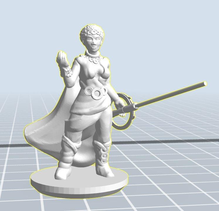 Female human Inquisitor