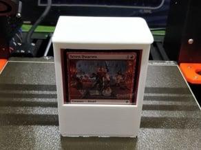 MTG Showcase Deckbox