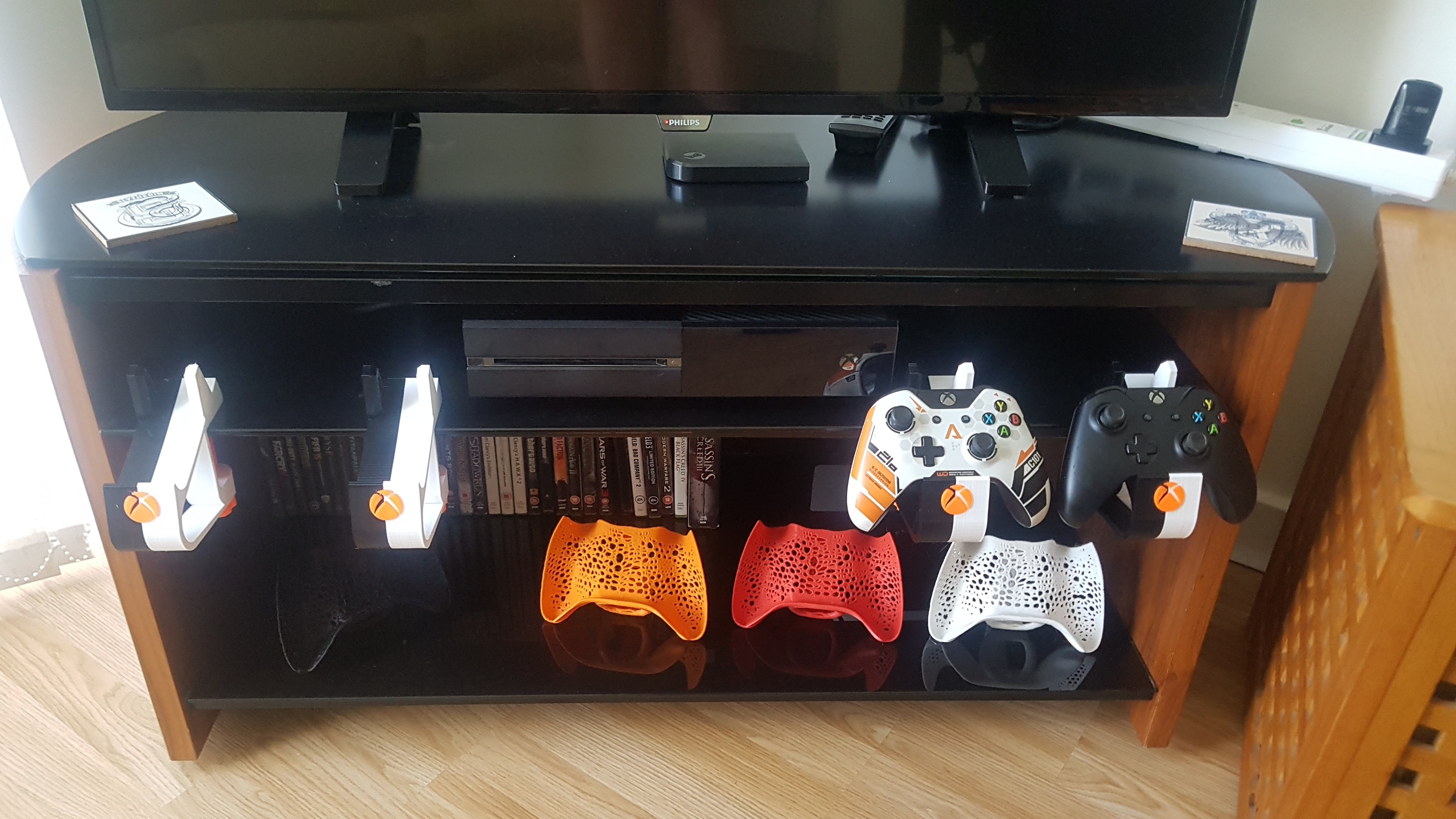 Desk Clamp Xbox Controller Holder