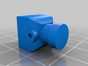 Caddx Kangaroo nano camera mockup reference model