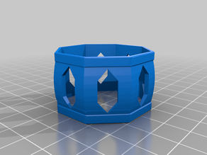 Simple Napkin Ring - No Supports Needed